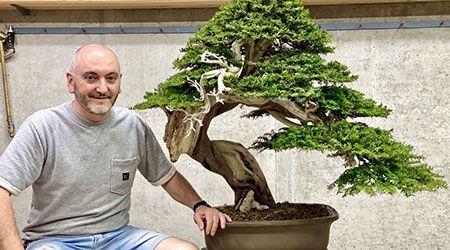 Curso World Bonsái Universitu(WBU): curso de formación de bonsái nivel medio