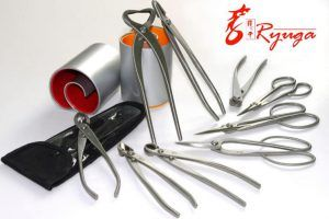 Ryuga bonsai tools